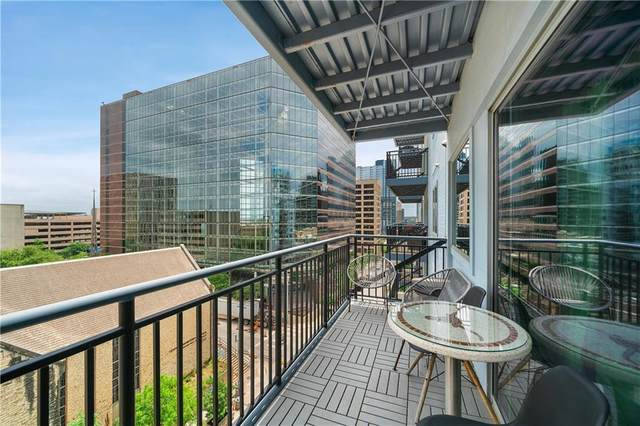 800 Brazos St #1005, Austin, TX 78701 (#5427830) :: Papasan Real Estate Team @ Keller Williams Realty