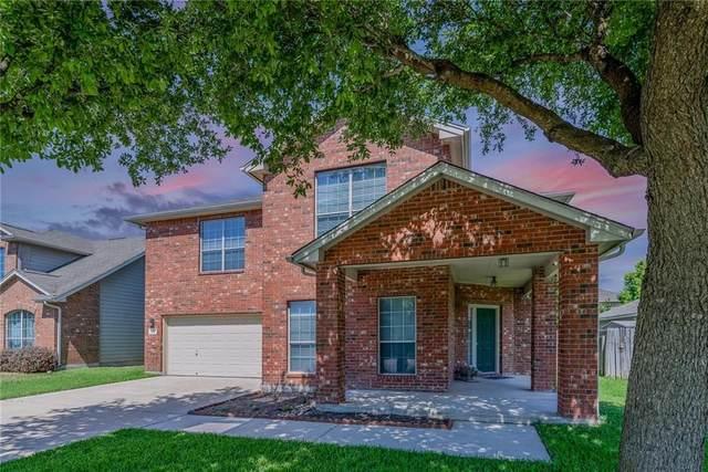 1307 Samson Dr, Hutto, TX 78634 (#5429134) :: Papasan Real Estate Team @ Keller Williams Realty