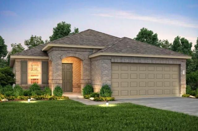 1509 Cliffbrake Way, Georgetown, TX 78626 (#5429392) :: Realty Executives - Town & Country
