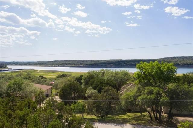 21512 Lakefront Dr, Lago Vista, TX 78645 (#5430308) :: ORO Realty