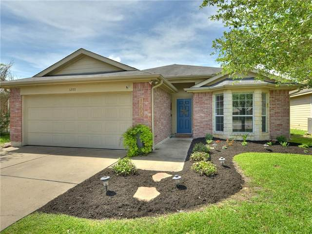 1200 Arbor Knot Dr, Kyle, TX 78640 (#5430745) :: Papasan Real Estate Team @ Keller Williams Realty