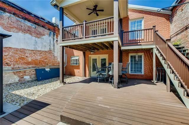 118 E Davilla St, Granger, TX 76530 (#5433137) :: Papasan Real Estate Team @ Keller Williams Realty