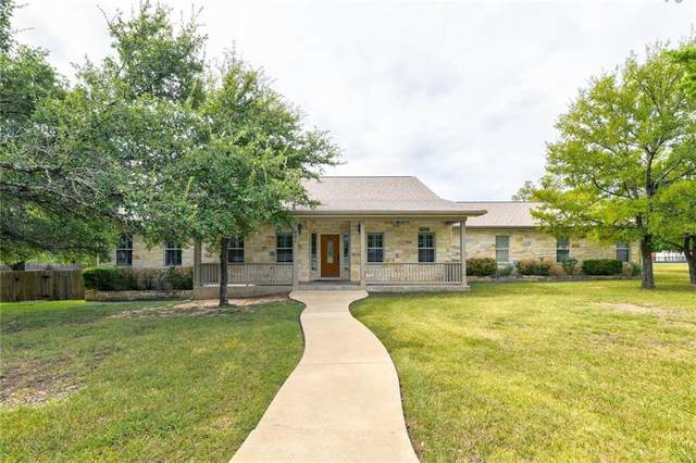 401 Park Place Dr, Georgetown, TX 78628 (#5433234) :: Papasan Real Estate Team @ Keller Williams Realty