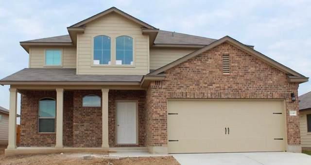 1149 Ibis Falls Loop, Jarrell, TX 76537 (#5435264) :: Ana Luxury Homes