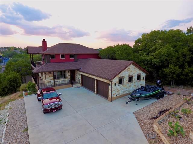 402 Southwind Rd, Lago Vista, TX 78645 (#5435469) :: The Heyl Group at Keller Williams