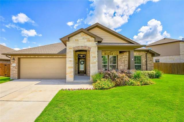 111 Clear Water Pass, Bastrop, TX 78602 (#5436003) :: All City Real Estate