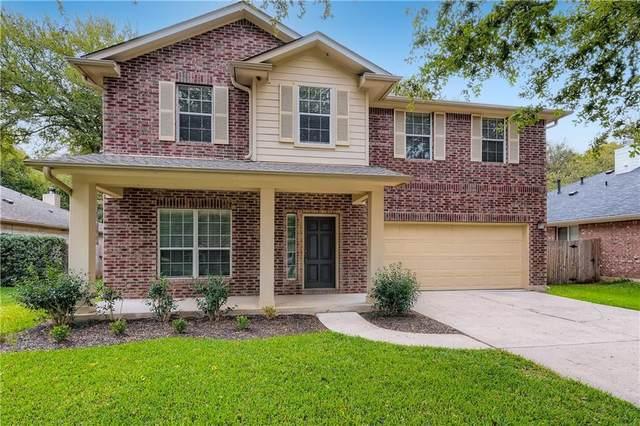 305 Creek Ridge Ln, Round Rock, TX 78664 (#5436186) :: Green City Realty