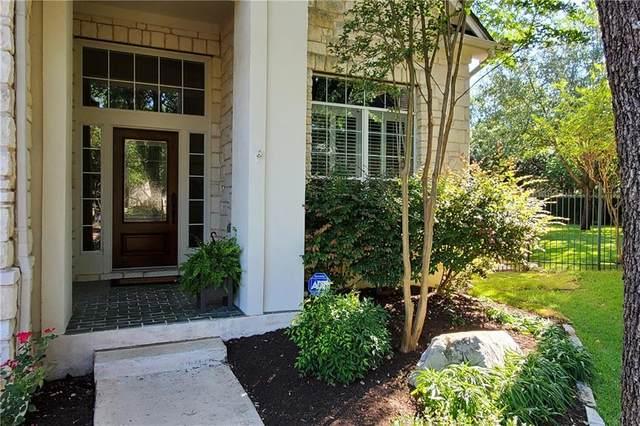 5000 Mission Oaks Blvd #18, Austin, TX 78735 (#5436389) :: Watters International