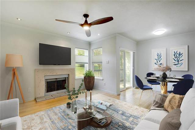 4500 E Oltorf St D-413, Austin, TX 78741 (#5438183) :: Ben Kinney Real Estate Team