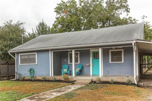 900 E 52nd St, Austin, TX 78751 (#5441368) :: Watters International