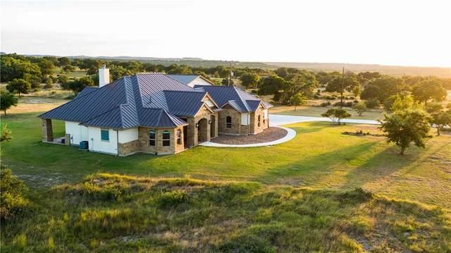 771 Comanche Rdg, Round Mountain, TX 78663 (#5442076) :: Papasan Real Estate Team @ Keller Williams Realty