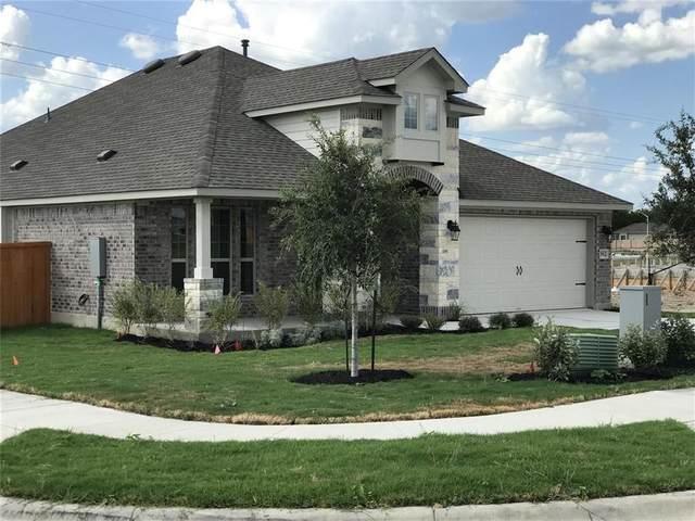 316 Spinnaker Loop, Kyle, TX 78640 (MLS #5444484) :: Brautigan Realty