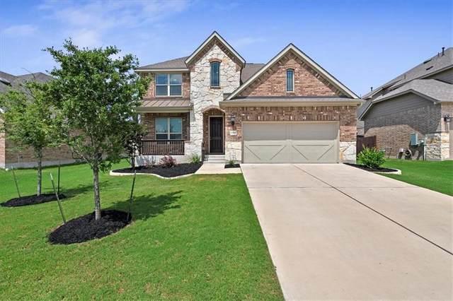 6824 Leonardo Dr, Round Rock, TX 78665 (#5445471) :: Papasan Real Estate Team @ Keller Williams Realty