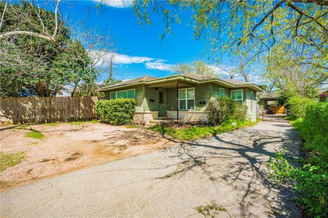 506 W 51st St A & B, Austin, TX 78751 (#5448566) :: The Gregory Group