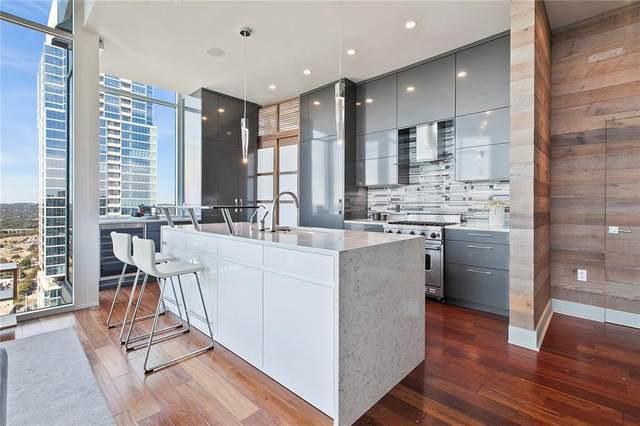 360 Nueces St #4302, Austin, TX 78701 (MLS #5449713) :: Vista Real Estate