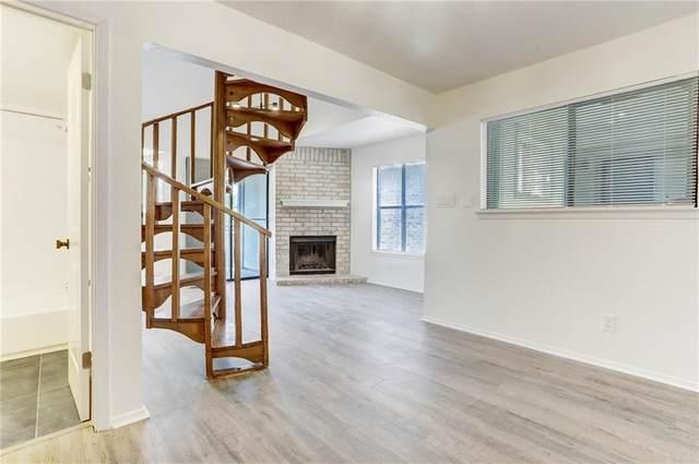 2500 Burleson Rd #518, Austin, TX 78741 (#5451687) :: Papasan Real Estate Team @ Keller Williams Realty