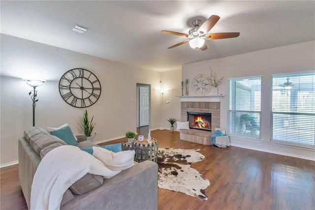 111 Evening Star, Kyle, TX 78640 (#5454348) :: Papasan Real Estate Team @ Keller Williams Realty