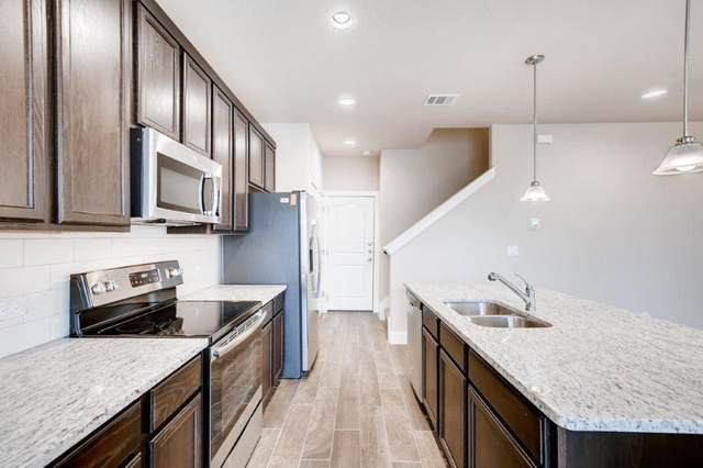 427 Parkline Dr 3D, Georgetown, TX 78626 (#5454585) :: Realty Executives - Town & Country