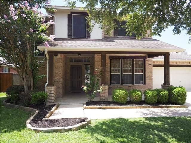 4113 Hidden View Ct, Round Rock, TX 78665 (#5456413) :: Papasan Real Estate Team @ Keller Williams Realty