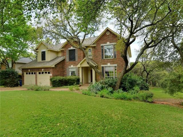 8407 Saber Creek Trl, Austin, TX 78759 (#5456664) :: RE/MAX Capital City