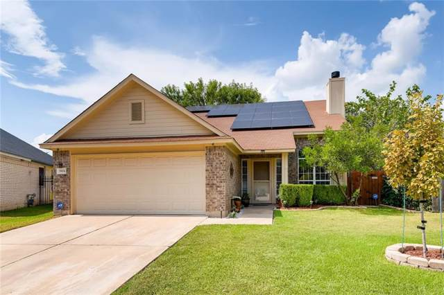 3904 Ziller Cv, Austin, TX 78725 (#5458457) :: The Heyl Group at Keller Williams