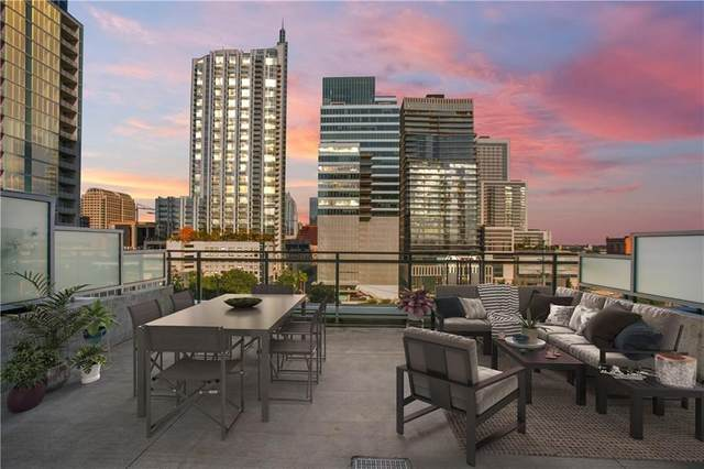 222 West Ave #1003, Austin, TX 78701 (#5459743) :: Zina & Co. Real Estate