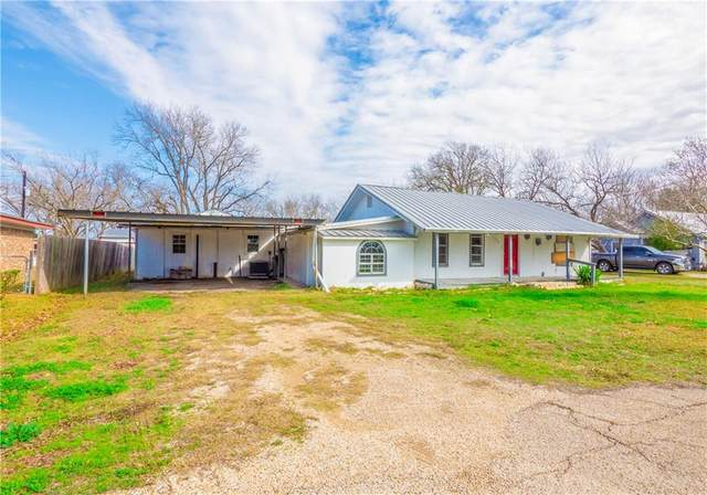1226 W Clark St, Bartlett, TX 76511 (#5460781) :: Papasan Real Estate Team @ Keller Williams Realty