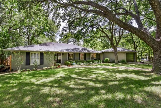 3411 Foothill Ter, Austin, TX 78731 (#5460858) :: The Perry Henderson Group at Berkshire Hathaway Texas Realty