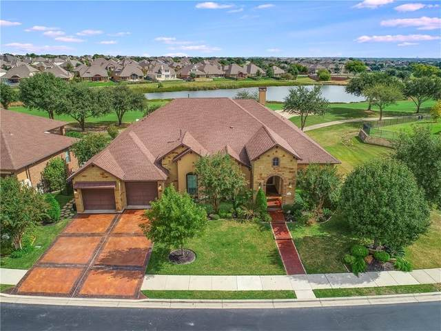 4501 Sansone Dr, Round Rock, TX 78665 (#5461198) :: First Texas Brokerage Company