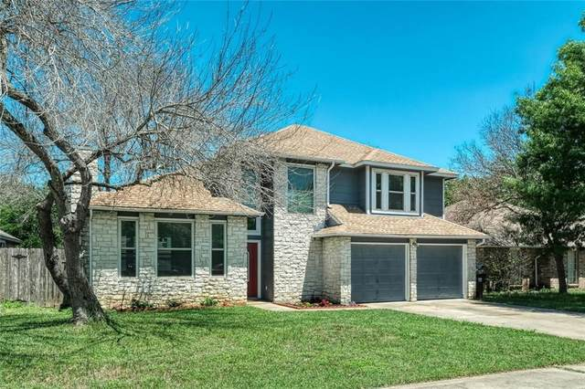 2110 Rosemary Ln, Round Rock, TX 78664 (#5462271) :: Realty Executives - Town & Country
