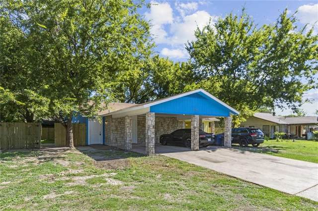 5003 Table Top Trl, Austin, TX 78744 (#5463245) :: Ben Kinney Real Estate Team