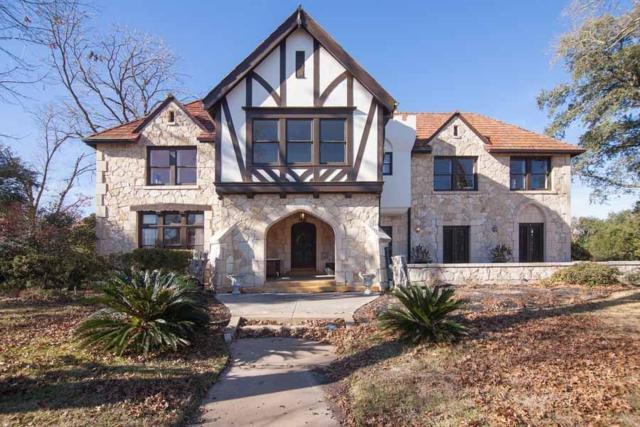 1125 Magnolia St, Lockhart, TX 78644 (#5464015) :: Papasan Real Estate Team @ Keller Williams Realty
