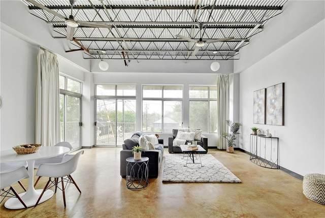 2401 E 6th St #6097, Austin, TX 78702 (#5464181) :: Ben Kinney Real Estate Team