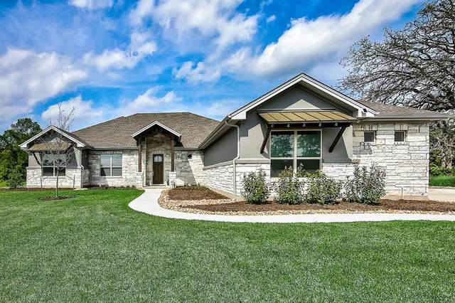 321 Creek Crossing Dr, Georgetown, TX 78628 (#5467163) :: Realty Executives - Town & Country