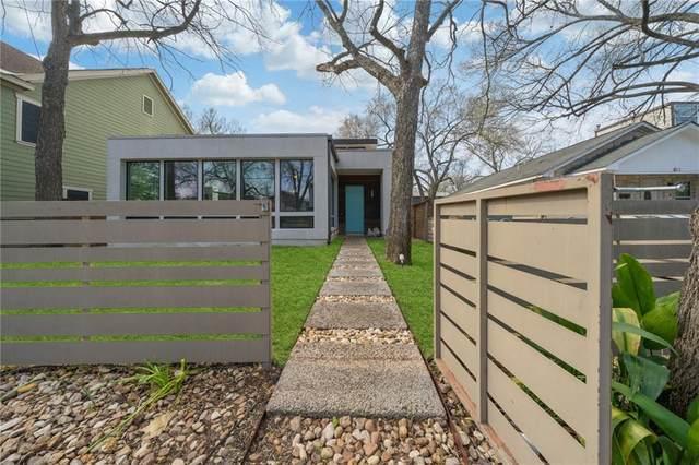 609 W Live Oak St, Austin, TX 78704 (#5469969) :: Umlauf Properties Group