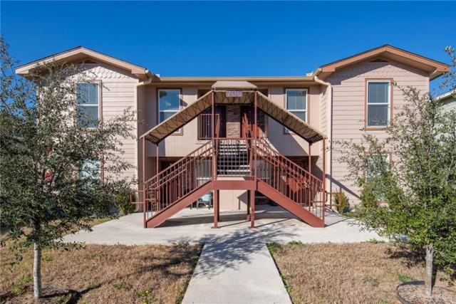 706 W 6th St, Taylor, TX 76574 (#5472468) :: The ZinaSells Group