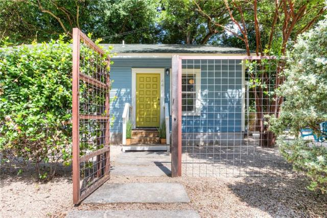 44 Lynn St, Austin, TX 78702 (#5472600) :: The Heyl Group at Keller Williams