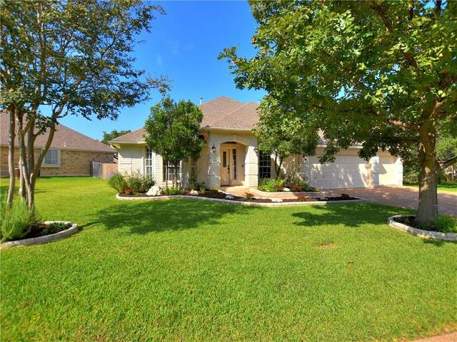 8612 Bryer Creek Trl, Austin, TX 78717 (#5472799) :: The Heyl Group at Keller Williams