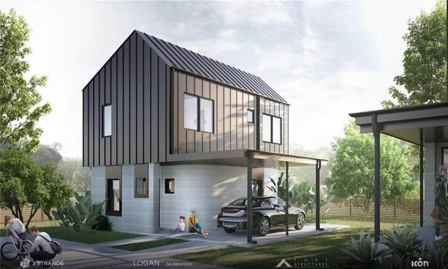 3503 E 17th St #4, Austin, TX 78721 (#5473496) :: Zina & Co. Real Estate