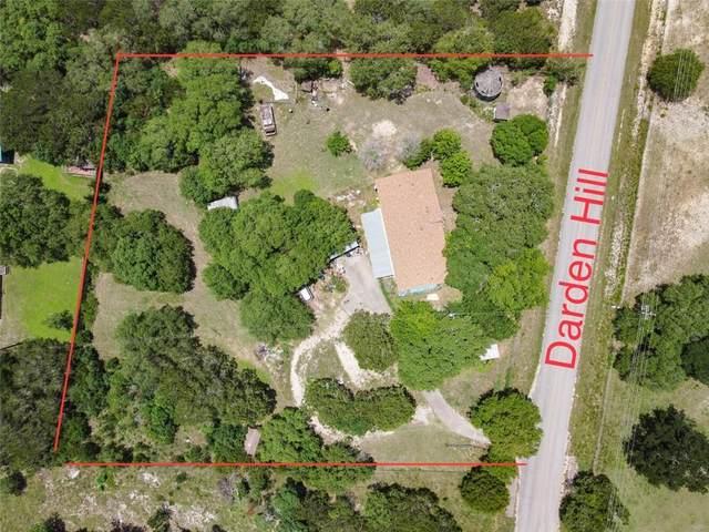 1550 Darden Hill Rd, Driftwood, TX 78619 (#5474930) :: Resident Realty