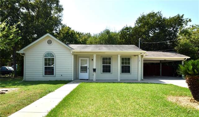 113 N Rio Grande St, Lockhart, TX 78644 (#5475322) :: Green City Realty