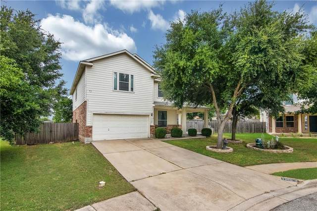 3300 Captain Ladd Ct, Round Rock, TX 78665 (#5478290) :: RE/MAX Capital City