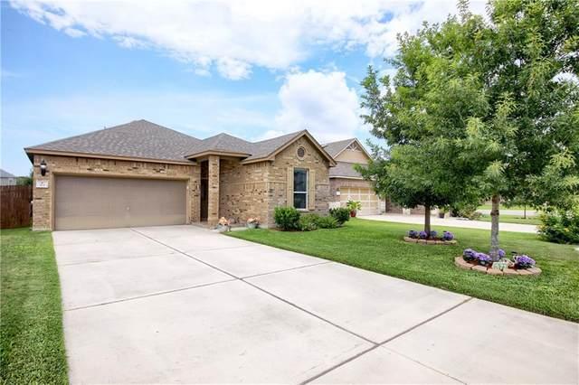 371 New Bridge Dr, Kyle, TX 78640 (#5478465) :: Papasan Real Estate Team @ Keller Williams Realty