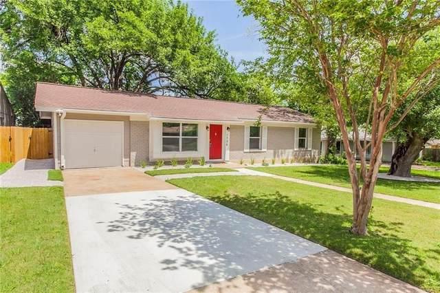 1306 Glenwood Dr, Austin, TX 78723 (#5478781) :: Papasan Real Estate Team @ Keller Williams Realty