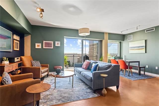 800 Brazos St #1105, Austin, TX 78701 (MLS #5480768) :: Green Residential