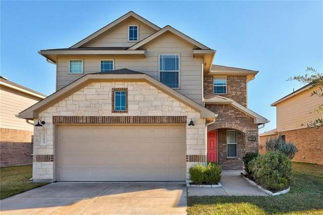 205 Inca Dove Ln, Leander, TX 78641 (#5480947) :: Watters International
