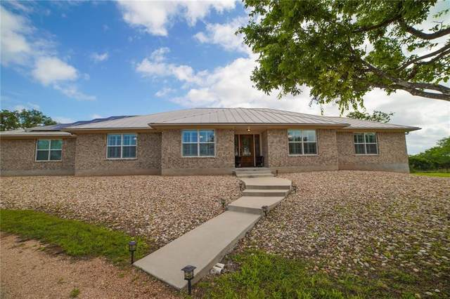 116 County Road 117, Llano, TX 78643 (#5482058) :: The Perry Henderson Group at Berkshire Hathaway Texas Realty
