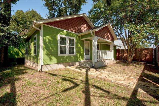88 Chalmers Ave, Austin, TX 78702 (#5482795) :: First Texas Brokerage Company