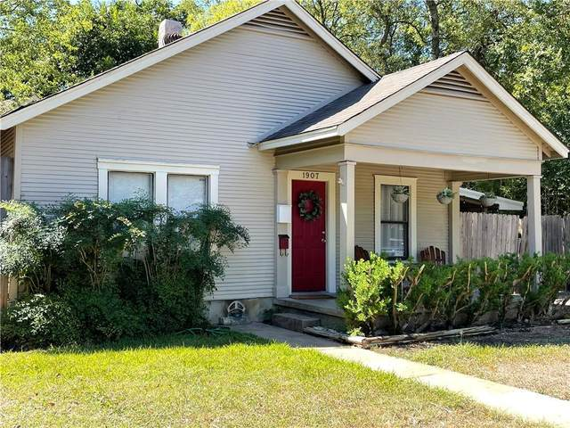 1907 W. 37th St A, Austin, TX 78731 (#5483271) :: The Perry Henderson Group at Berkshire Hathaway Texas Realty