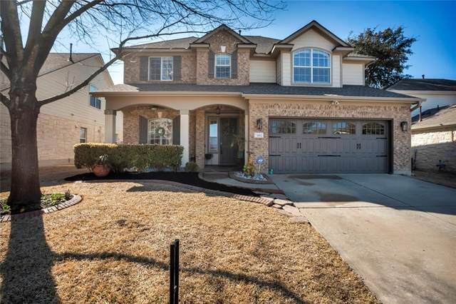 652 Arrowood Pl, Round Rock, TX 78665 (#5484555) :: The Perry Henderson Group at Berkshire Hathaway Texas Realty
